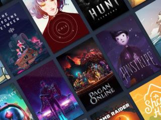 Game Stores Workshop